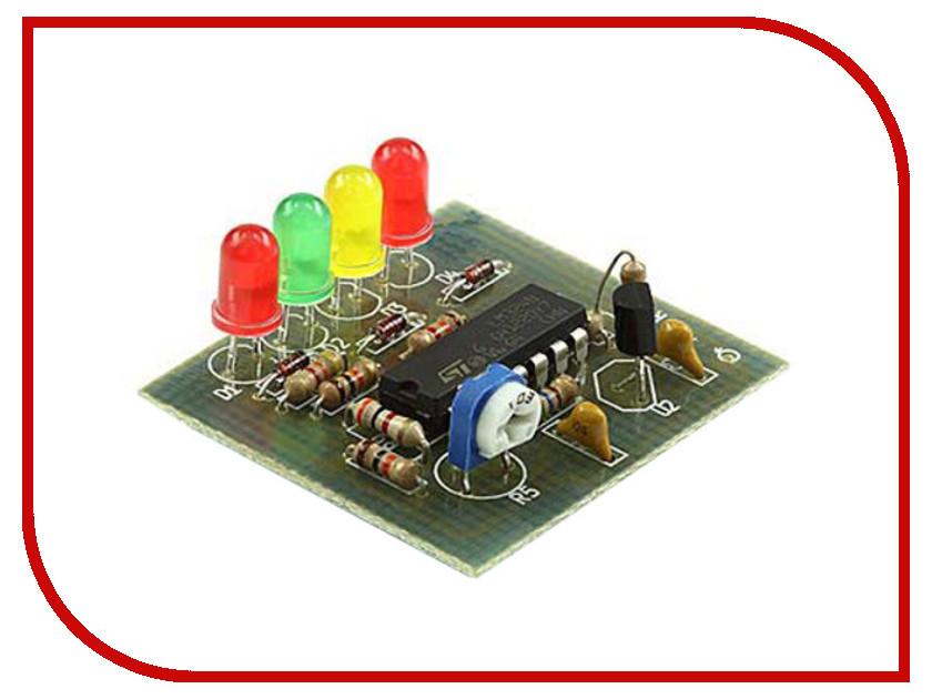 Игрушка Конструктор Радио КИТ RL126 - светодиодный индикатор уровня напряжения<br>