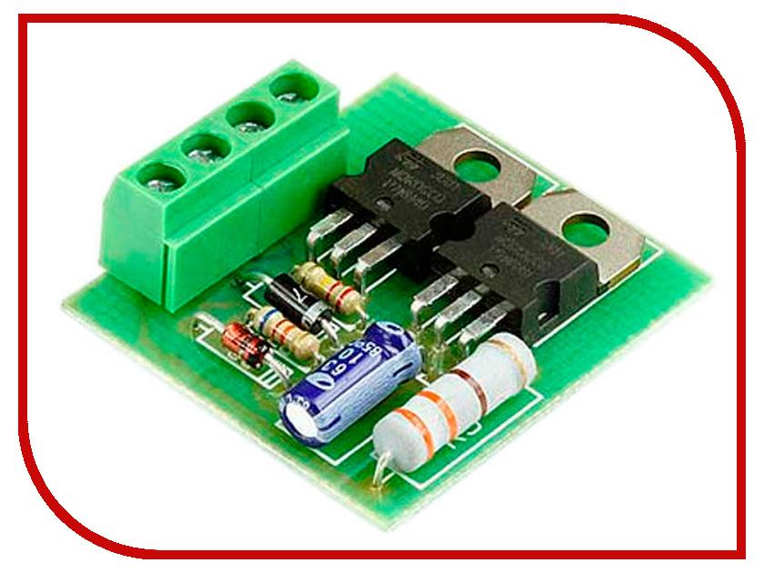 цены Конструктор Радио КИТ RL134 - устройство плавного включения ламп накаливания