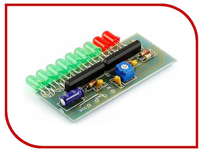 Игрушка Радио КИТ RL138 - светодиодный уровень сигнала<br>