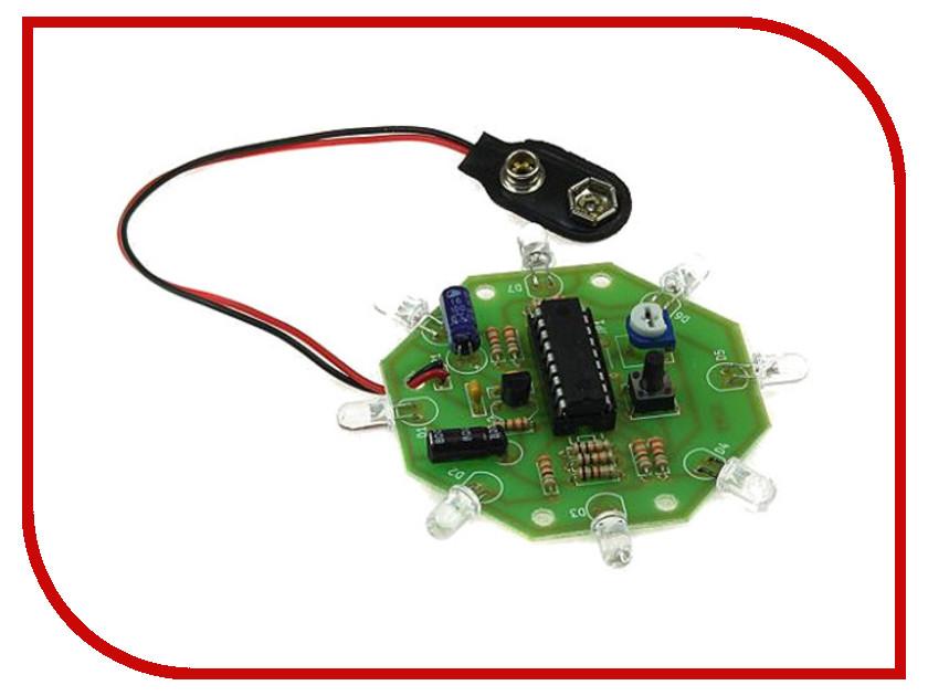 Игрушка Конструктор Радио КИТ НЛО RL293 - световой эффект<br>