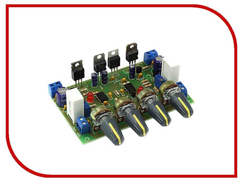 Конструктор Блок питания Радио КИТ RP234 конструктор блок гальванической развязки для программатора avr isp радио кит rc230