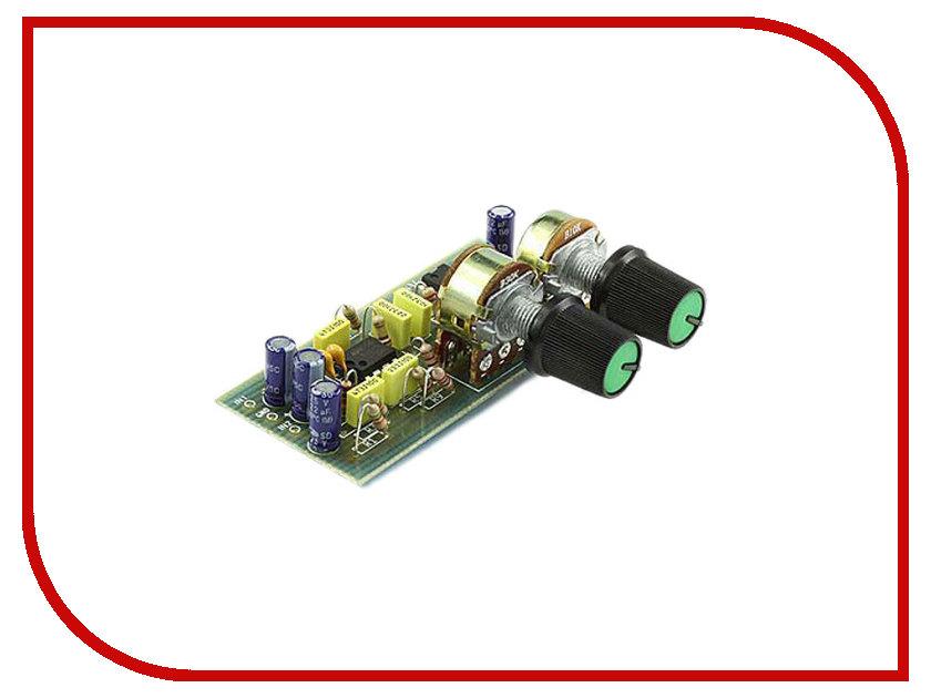 Игрушка Конструктор Радио КИТ RS127 - активный фильтр сабвуфера<br>