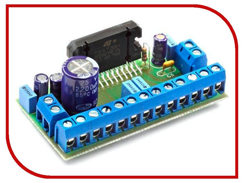 Конструктор УНЧ Радио КИТ RS215C - четырёхканальный 4х25 Вт конструктор унч радио кит rs144 0 7 вт