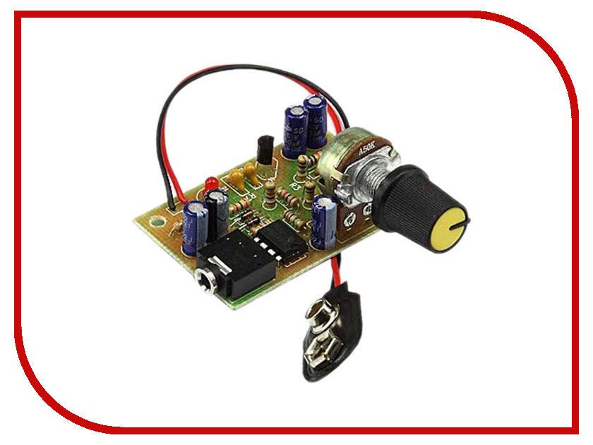 Игрушка Конструктор Радио КИТ RS245 - электронный стетоскоп<br>