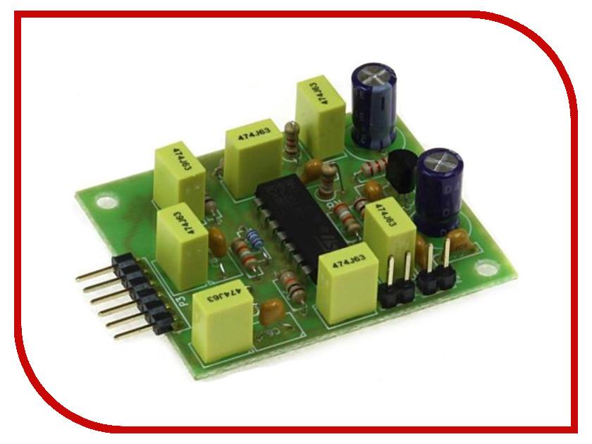 Конструктор Конструктор Радио КИТ RS248 - активный 3-х полосный фильтр конструктор унч радио кит rs144 0 7 вт