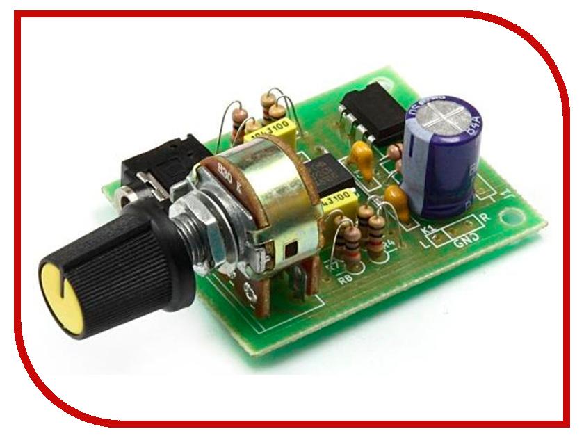 Усилитель для наушников Радио КИТ RS275 для C-MOY Pocket Amp<br>