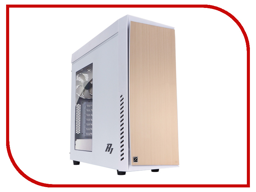 Корпус Zalman Mid Tower R1 White