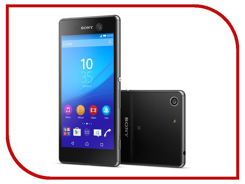Сотовый телефон Sony E5633 Xperia M5 Dual Black смартфон sony xperia m5 dual e5633 white