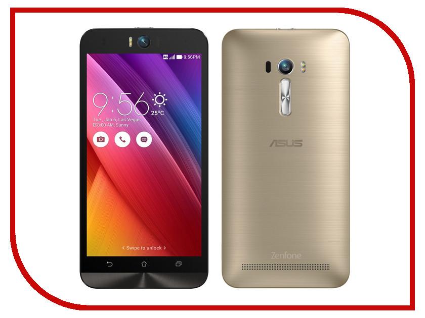 Сотовый телефон ASUS ZenFone 2 Selfie ZD551KL 16Gb Gold<br>