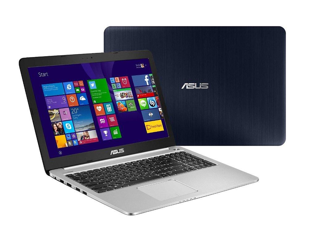 Ноутбук ASUS K501LB-DM141D 90NB08P1-M02090 Intel Core i3-5010U 2.1 GHz/4096Mb/500Gb/No ODD/nVidia GeForce 940M 2048Mb/Wi-Fi/Bluetooth/Cam/15.6/1920x1080/DOS<br>