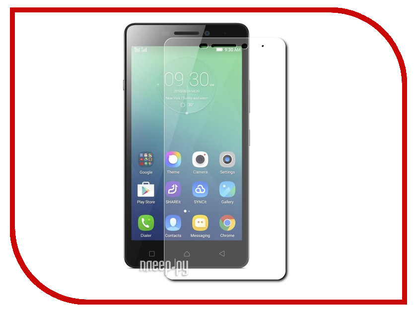 все цены на Аксессуар Закаленное стекло Lenovo Vibe P1 DF LSteel-33 онлайн