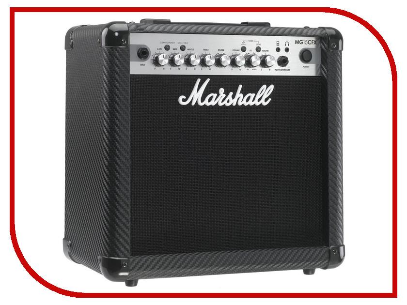 Комбо-усилитель Marshall MG15CFX Combo<br>