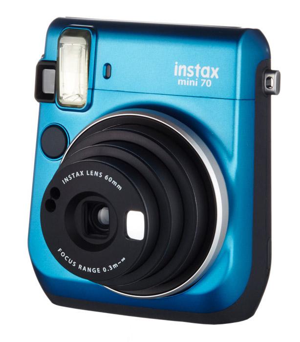 Фотоаппарат Fujifilm Instax Mini 70 Blue