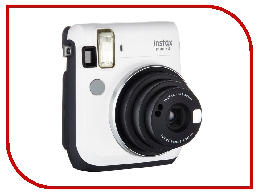 Фотоаппарат Fujifilm 70 Instax Mini White<br>