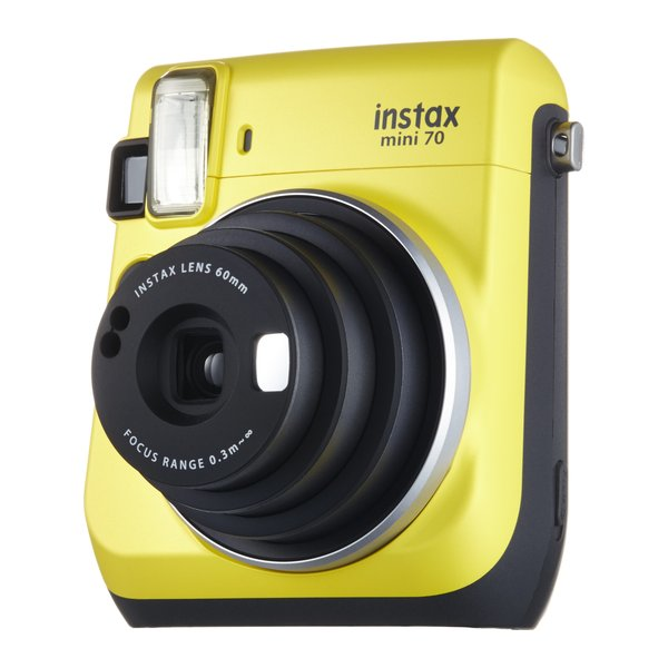 Фото - Фотоаппарат Fujifilm Instax Mini 70 Yellow fujifilm instax mini monochrome ww 1