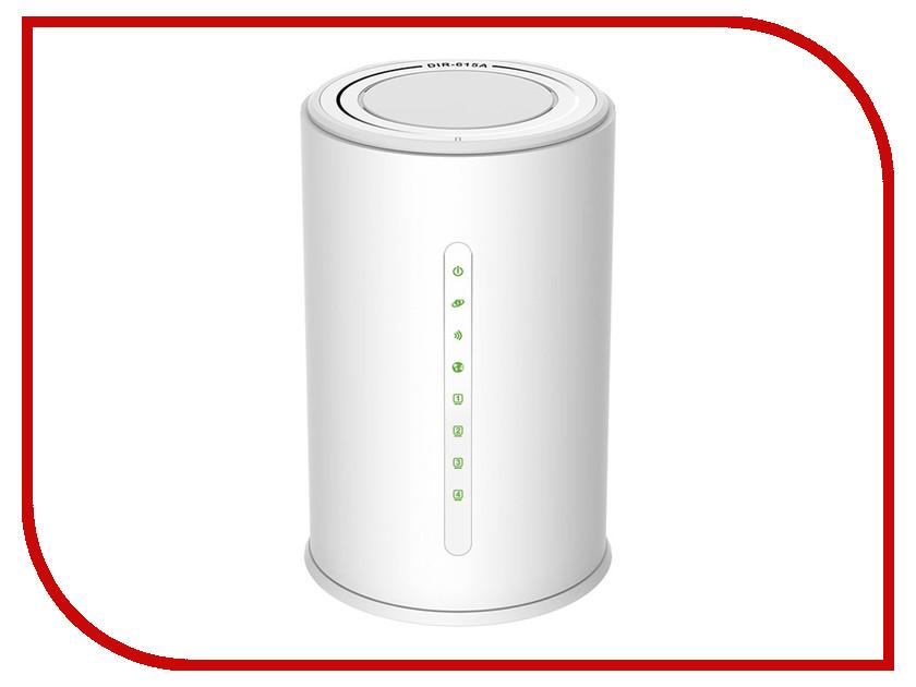 Wi-Fi роутер D-Link DIR-615A/A1A