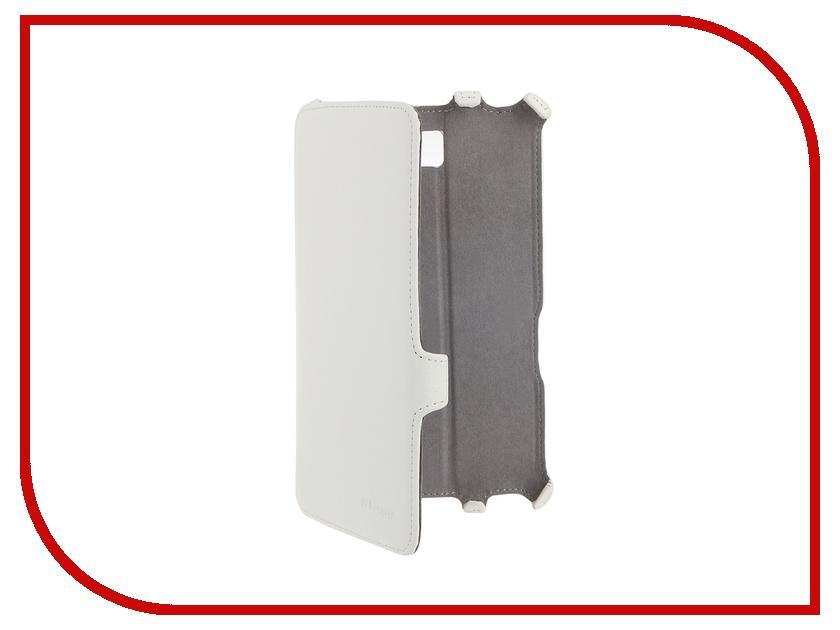 Аксессуар Чехол IT Baggage for Prestigio Wize 7.0 иск. кожа White ITPRE3087-0