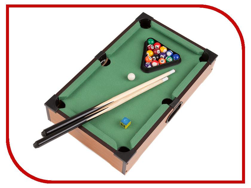 Настольная игра Partida Настольный Бильярд Детский 52x33x10cm<br>