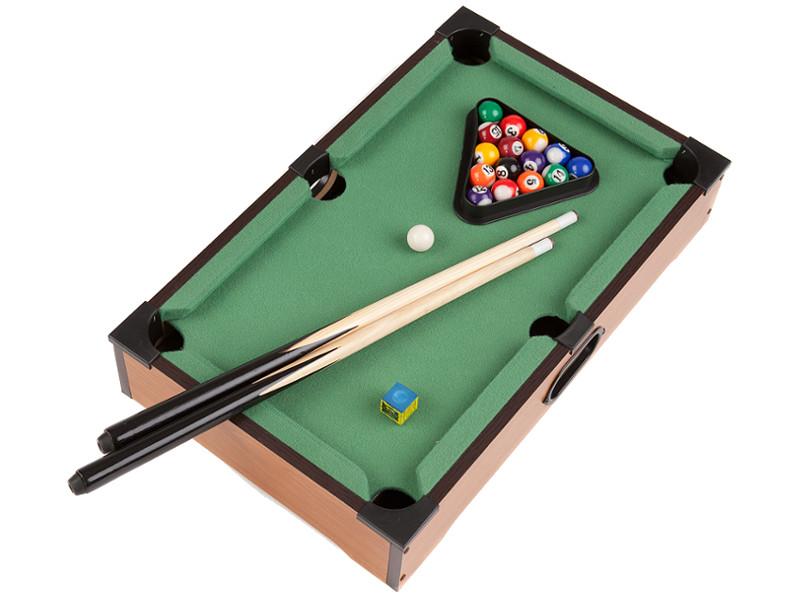 Настольная игра Partida Настольный Бильярд Детский 52x33x10cm настольная игра best toys бильярд бильярд