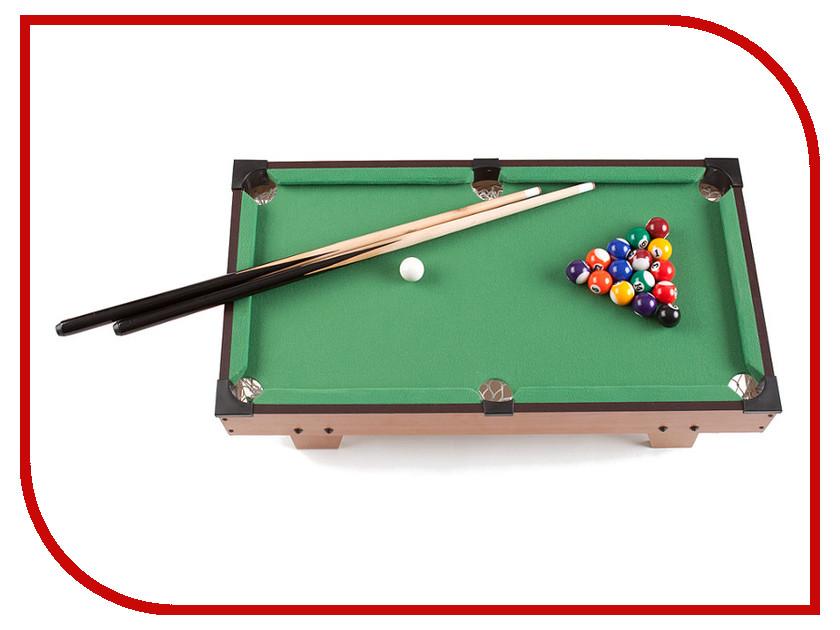 Настольная игра Partida Настольный бильярд Стандарт 70x37x10cm бильярд для двоих