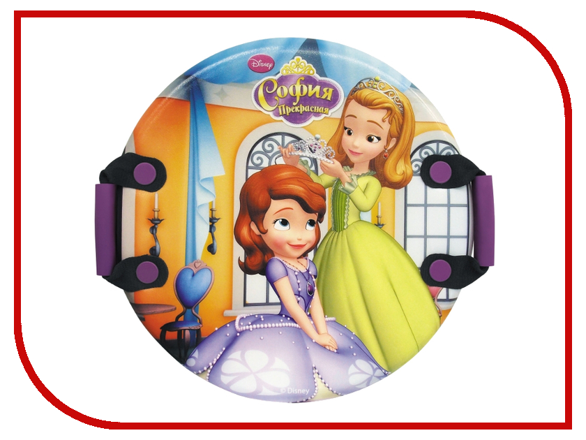 Ледянка 1Toy Disney София 54cm Т57206