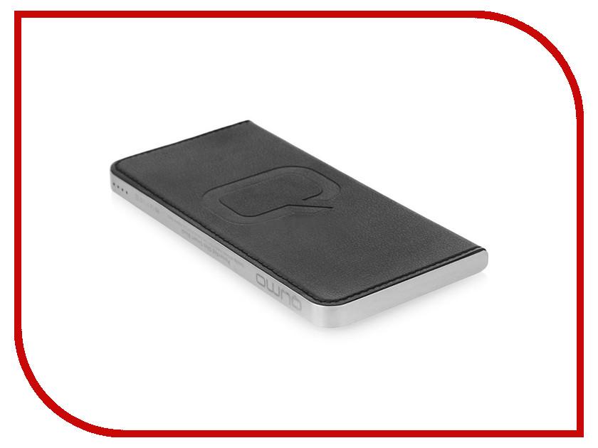 Аккумулятор Qumo PowerAid Slim Smart 4000 mAh Black<br>