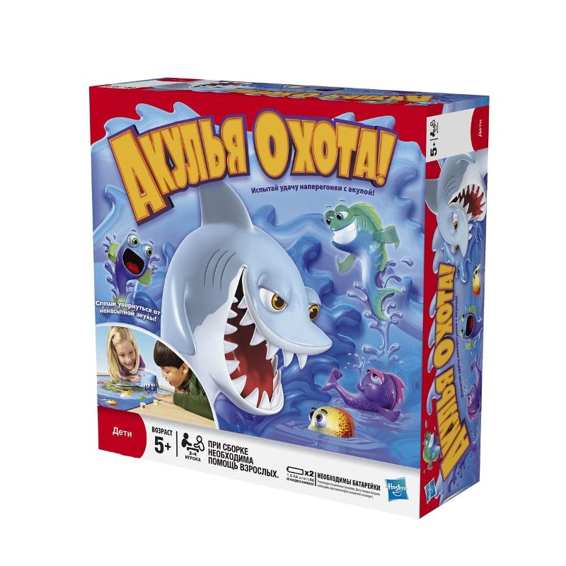 цена Игрушка Hasbro Games Акулья Охота 33893