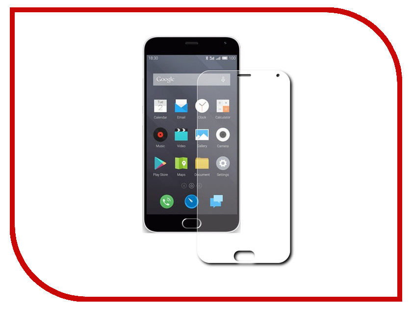 Аксессуар Защитное стекло для Meizu M2 Note CaseGuru 0.33mm for meizu m2 note meilan note2 lcd display touch screen digitizer assembly replacement parts free shipping with tools as gift
