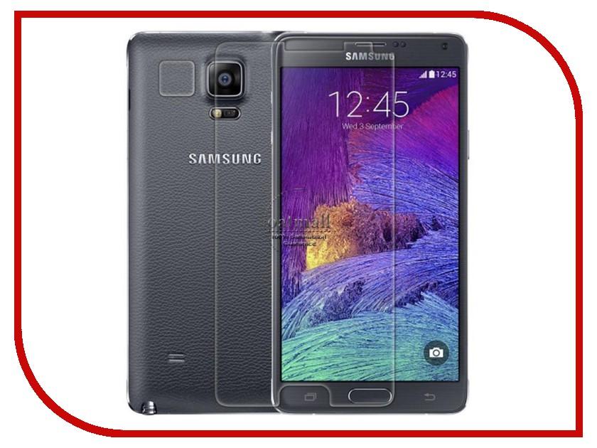 Аксессуар Защитное стекло для Samsung Galaxy Note 4 CaseGuru 0.33mm 85222 аксессуар защитное стекло для samsung galaxy a8 caseguru 0 33mm 85229