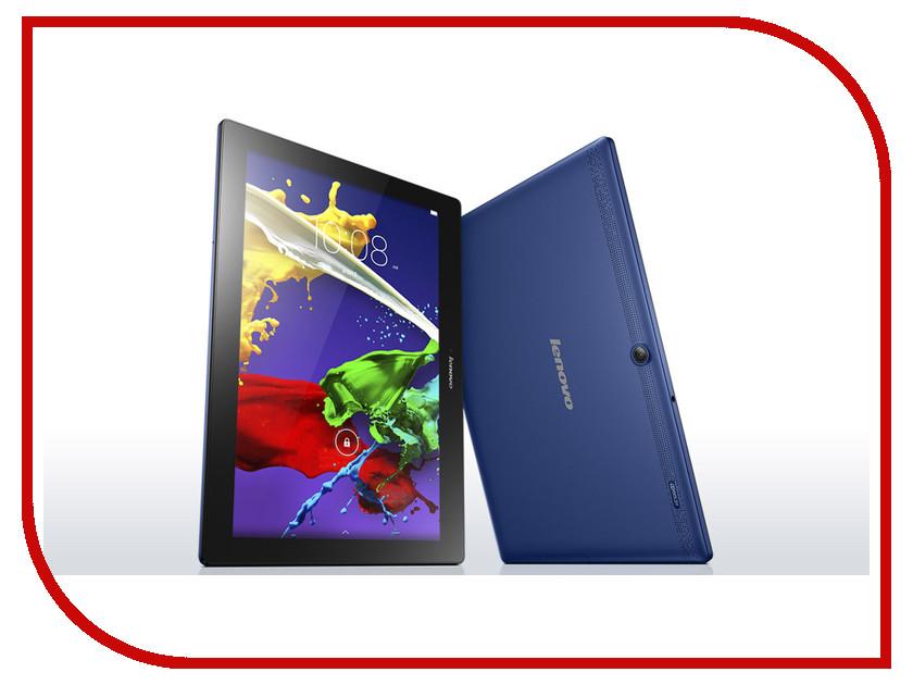 Планшет Lenovo TAB 2 A10-30 / TB2-X30L Blue ZA0D0048RU (Qualcomm MSM8909 1.3 GHz/1024Mb/16Gb/LTE/Wi-Fi/Bluetooth/Cam/10.1/1280x800/Android) lenovo tab 2 a10 30 tb2 x30l 10 16gb 4g wifi bt android 5 1 white