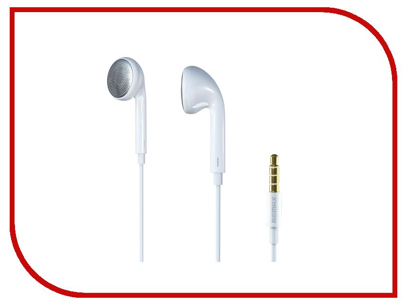 Гарнитура Remax RM-303 White RM-000192<br>