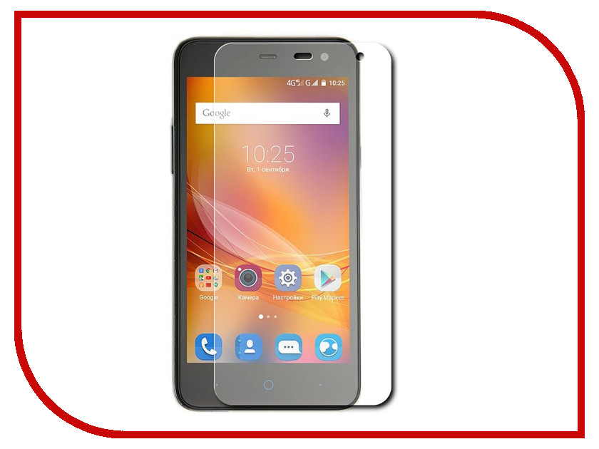 ��������� �������� ������ ZTE Blade L4 Pro LuxCase ��������������� 51432