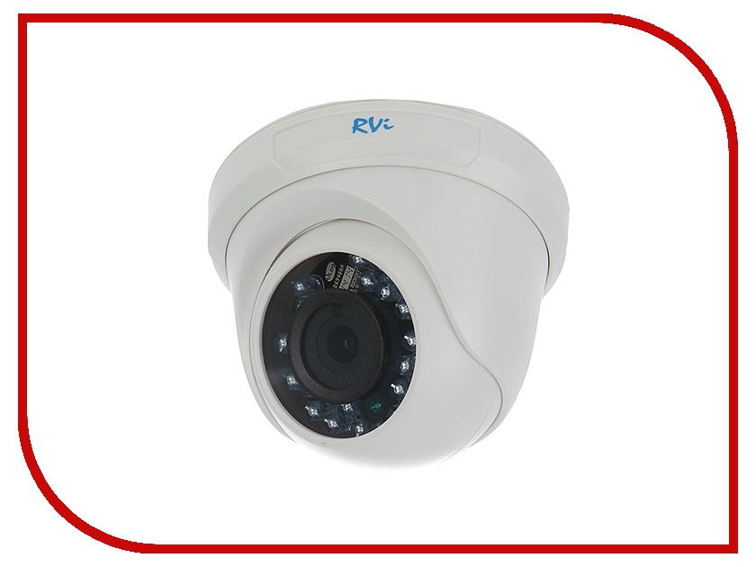 Аналоговая камера RVi RVi-C321B 3.6mm<br>
