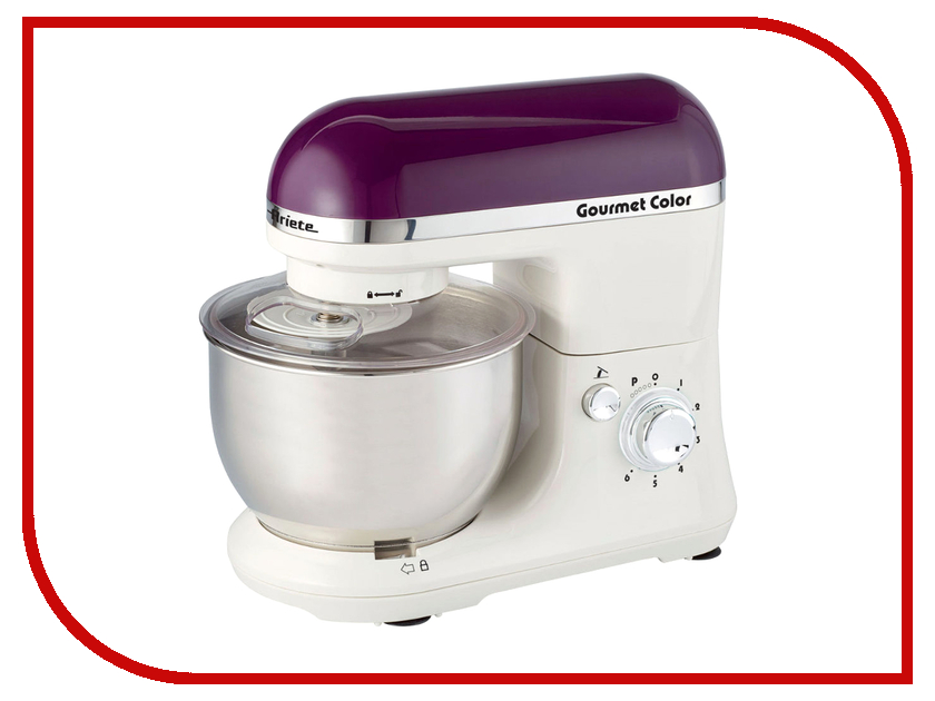 комбайн Ariete Gourmet Rainbow 1594 Purple мини печь ariete bon cuisine 600 978