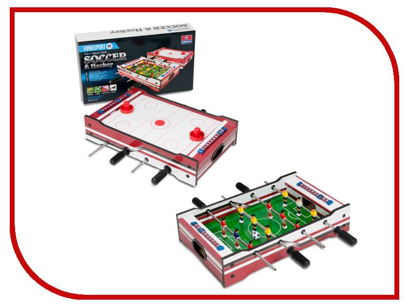 Настольная игра Partida Футбол + Аэрохоккей Детский 52 стоимость