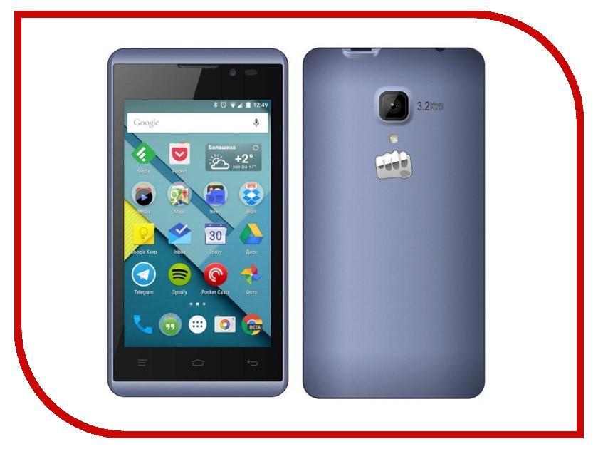 Сотовый телефон Micromax D305 Bolt Blue<br>