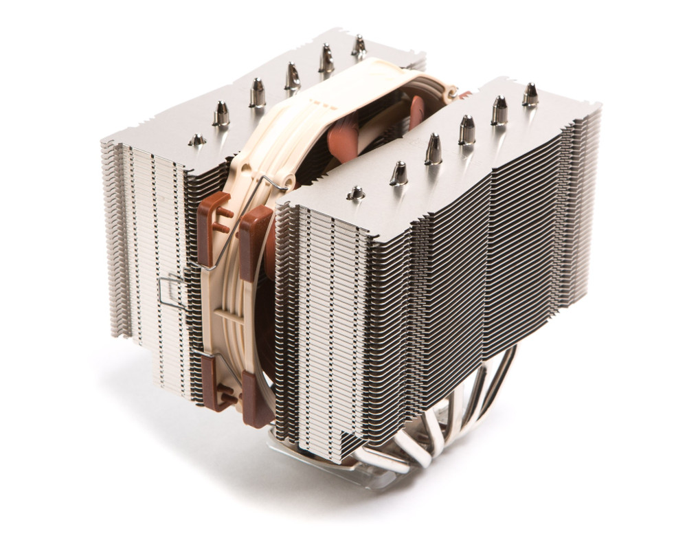 Кулер Noctua NH-D15S (Intel S1150/1151/1155/1156/2066/2011-0/2011-3/AMD AM2/AM2+/AM3/AM3+/FM1/FM2/FM2+)