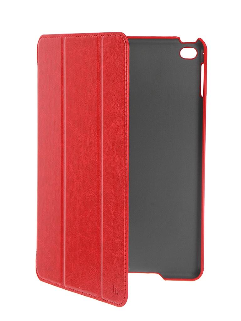 Аксессуар Чехол Hoco Crystal для APPLE iPad mini 4 Red<br>