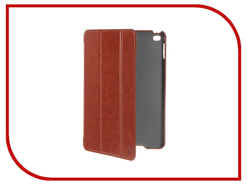 Аксессуар Чехол Hoco Crystal для APPLE iPad mini 4 Brown<br>