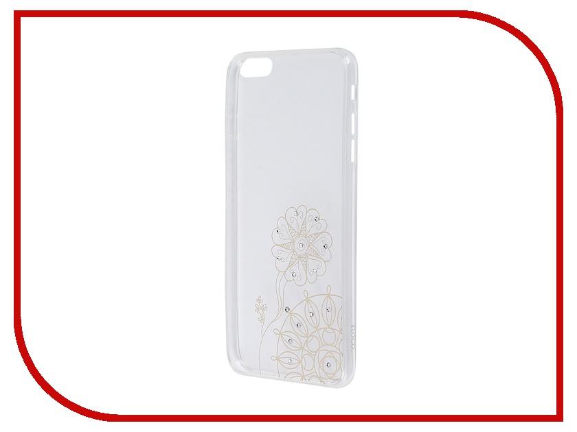 Аксессуар Чехол-накладка Hoco Super Star Series Shinning для APPLE iPhone 6 / 6S Plus Diamond Windmill<br>