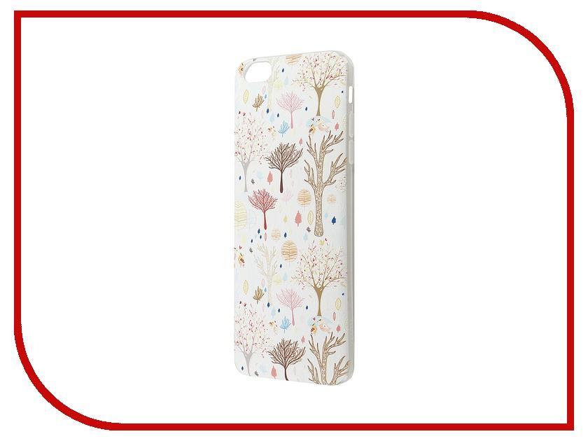 Аксессуар Чехол-накладка Hoco Super Star Series Painted для APPLE iPhone 6/ 6S Plus Fairy Tales<br>