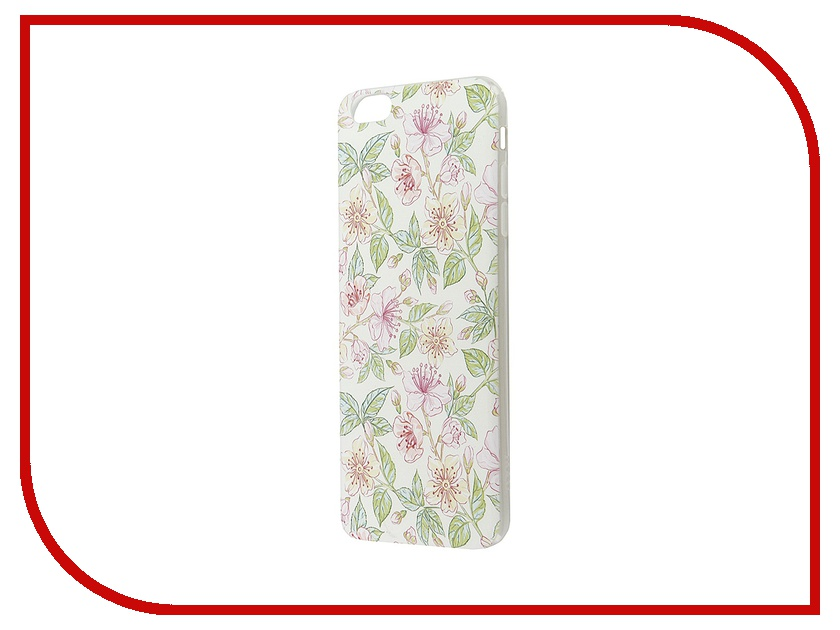 ��������� �����-�������� Hoco Super Star Series Painted ��� APPLE iPhone 6 / 6S Morning Glory