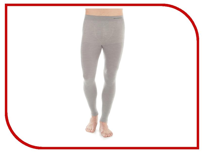 Кальсоны Brubeck Comfort Wool L Grey LE11220 / LE11220 мужские кальсоны user кальсоны