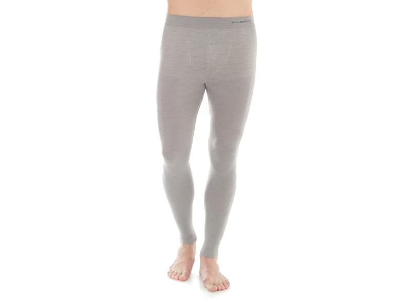 Кальсоны Brubeck Comfort Wool L Grey LE11220 мужские<br>