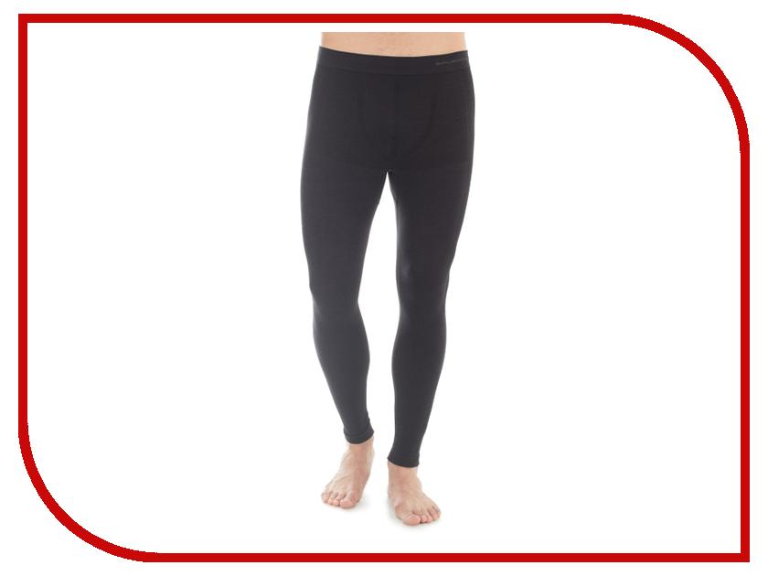 Кальсоны Brubeck Comfort Wool L Black LE11220 / LE11220 мужские