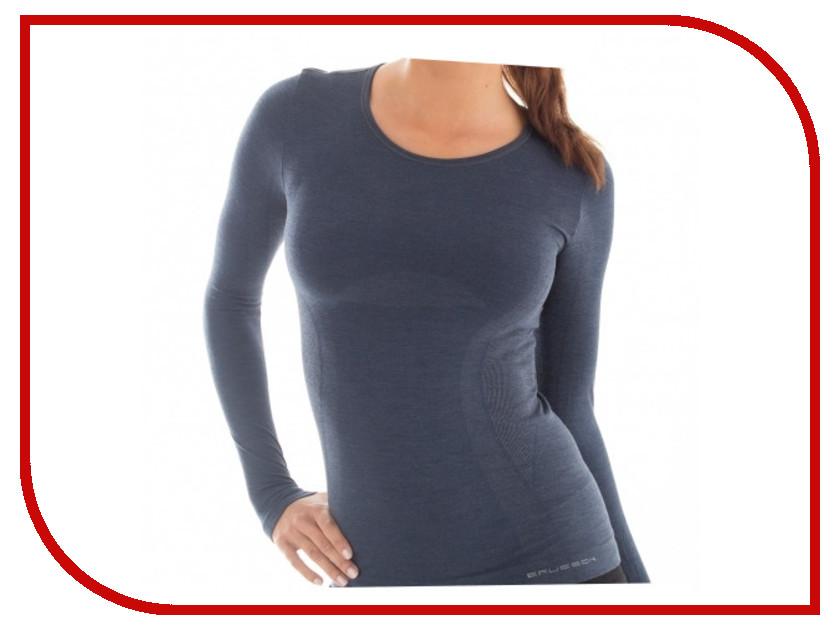 Футболка Brubeck Comfort Wool L Jeans LS12150 женская