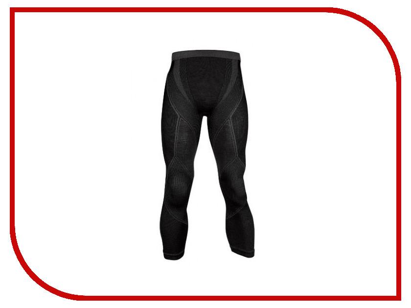 Кальсоны Brubeck Wool Merino XXL Black LE10310 / LE11120 мужские