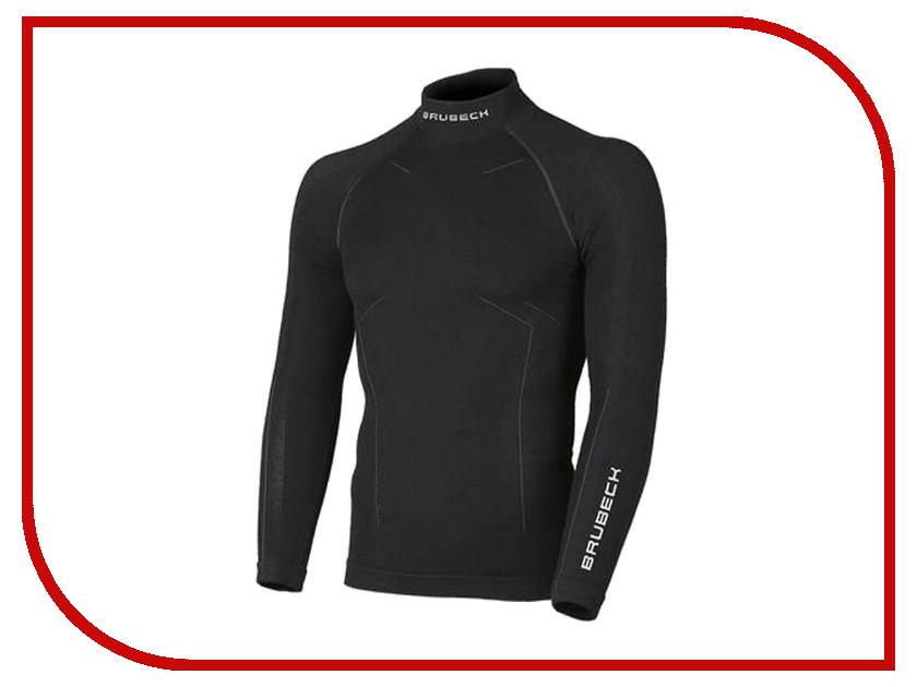 цена  Рубашка Brubeck Wool Merino M Black LS10510 / LS11920 мужская  онлайн в 2017 году