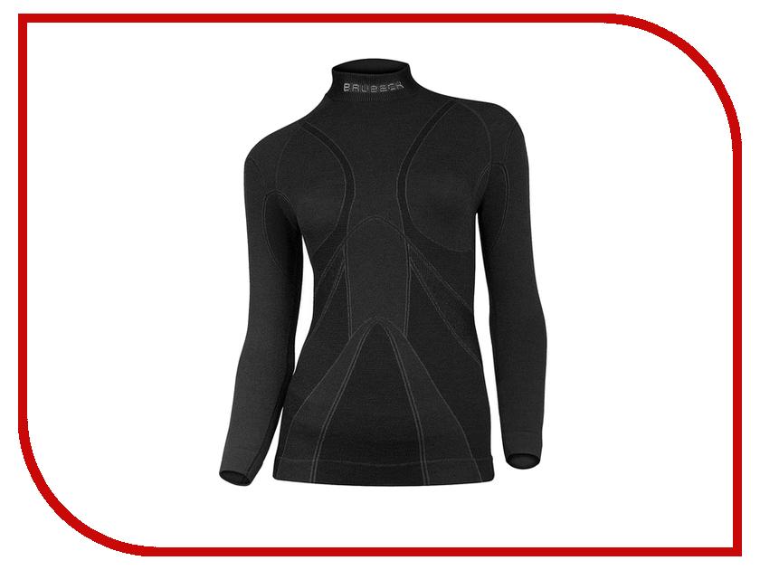 Рубашка Brubeck Wool Merino XL Black LS10500 / LS11930<br>