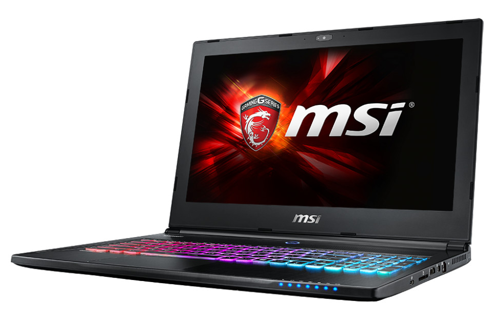 Ноутбук MSI GS60 6QC-026XRU 9S7-16H822-026 Intel Core i7-6700HQ 2.6 GHz/8192Mb/1000Gb/No ODD/nVidia GeForce GTX 960M 2048Mb/Wi-Fi/Bluetooth/Cam/15.6/1920x1080/DOS<br>